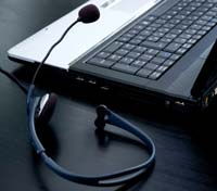 San Diego VoIP call equipment
